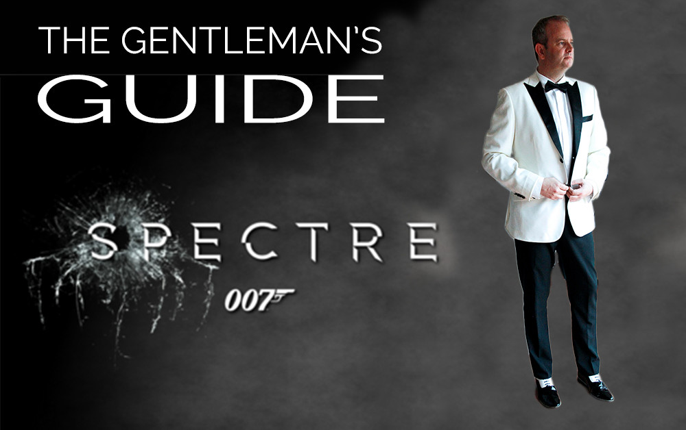 James Bond Spectre title image