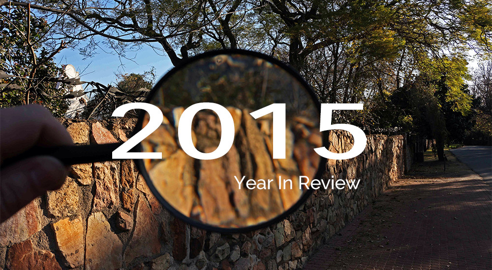 2015 Year In Review Grant Gavin
