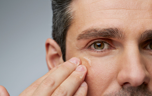 Autumn proof your face tip 2 for men