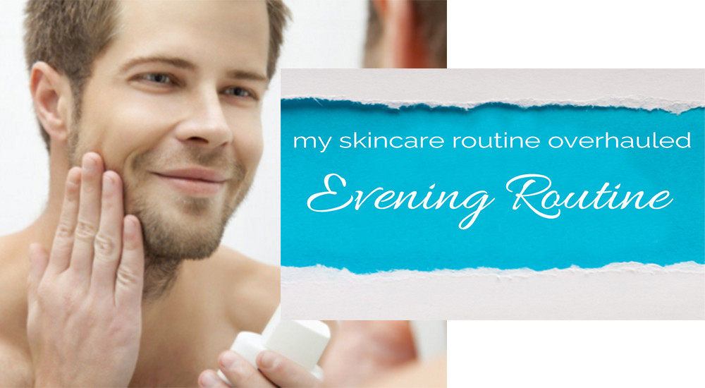 My evening skincare routine overhauled with Kiehls for men