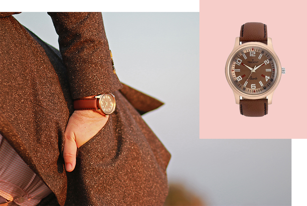 Trident Watch Fathers Day Look Book