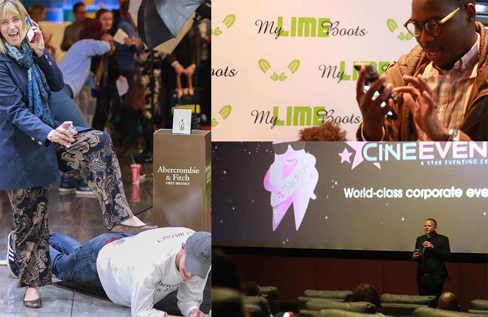 An evening with My Lime Boots part 2 at Cine Centre