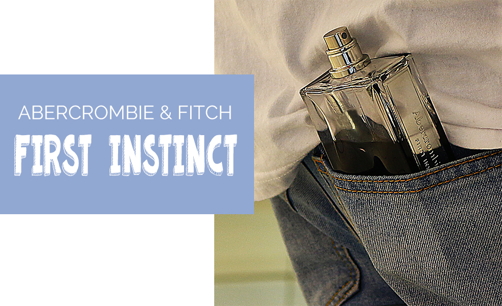 A&F First Instinct title image