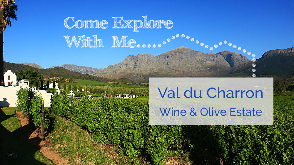 Val du Charron Wine and Olive Estate on My Lime Boots