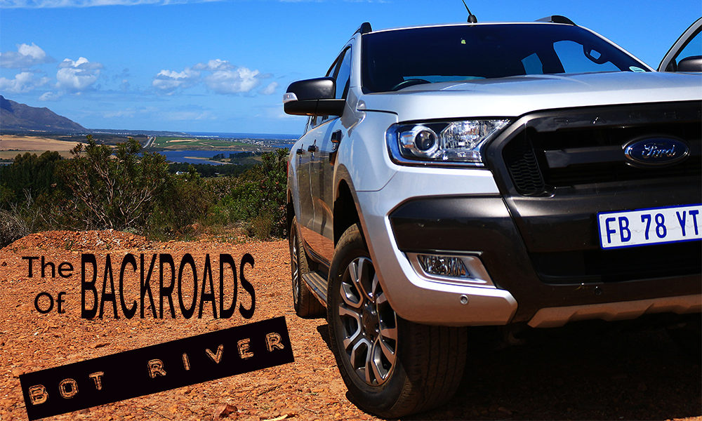 The Backroads of Bot River in Ford Ranger