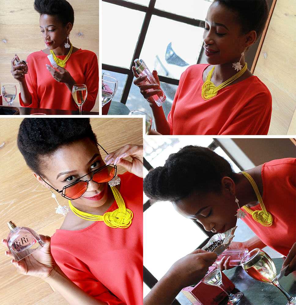 Fragrance Sampling with Ayanda Nhlapo on My Lime Boots