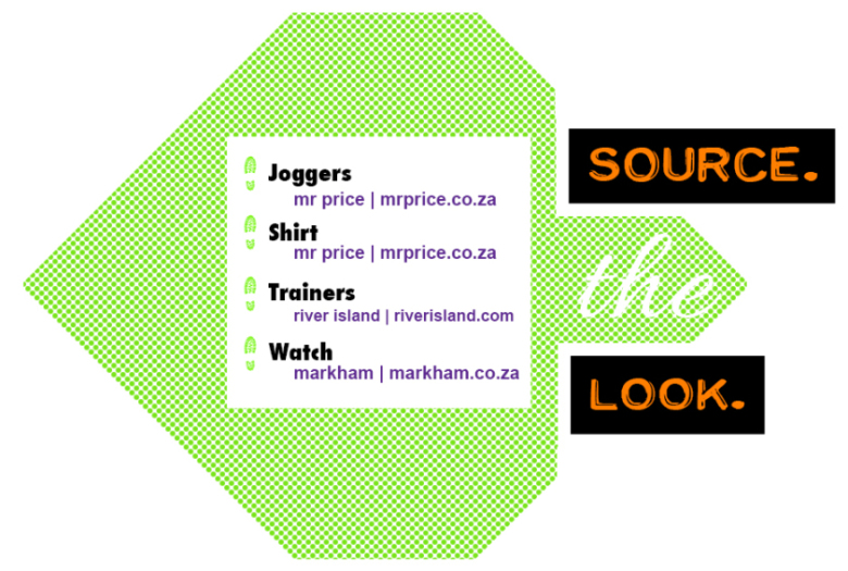 Source the look jogger