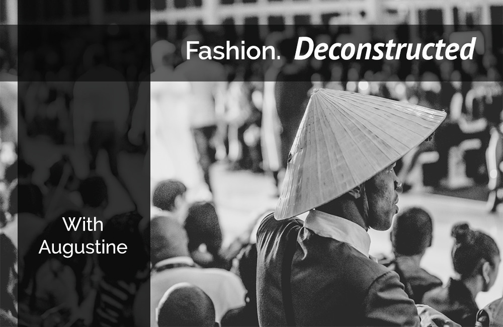 Fashion Deconstructed with Augustine Mercedes Benz Fashion Week Joburg