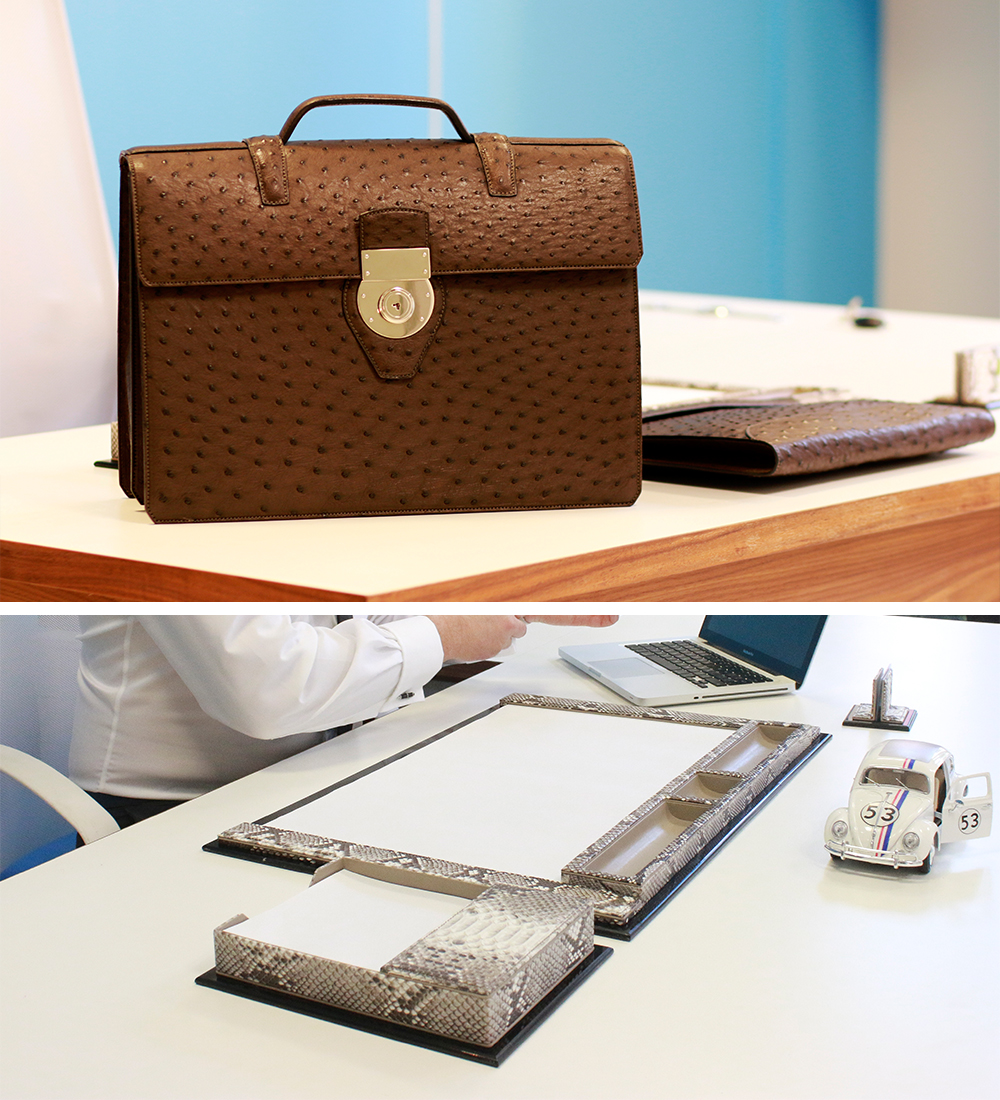 Business Accessories Via La Moda Fathers Day Guide