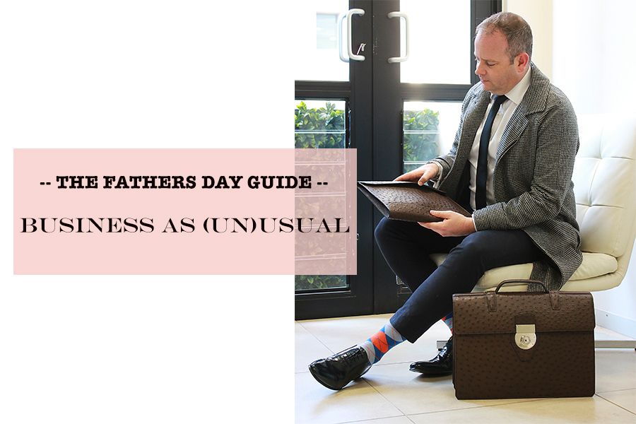 Fathers Day Guide Business As Unusual Fashion Look Book
