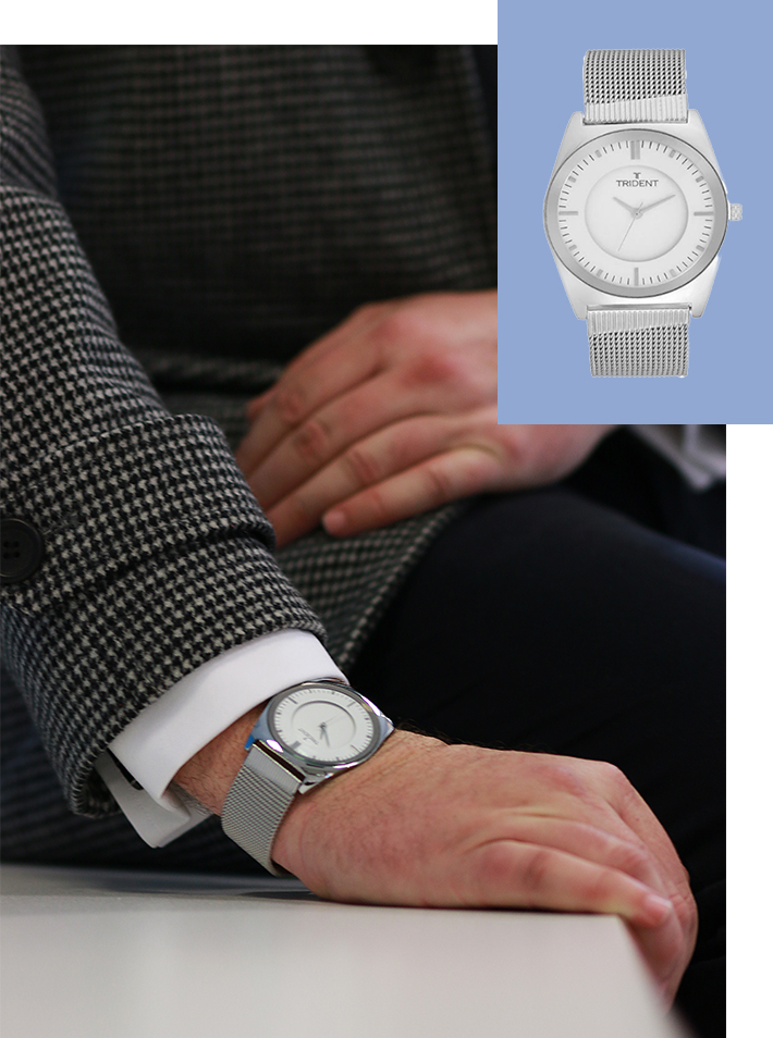 Shanghai watch Trident Fathers Day Look Book