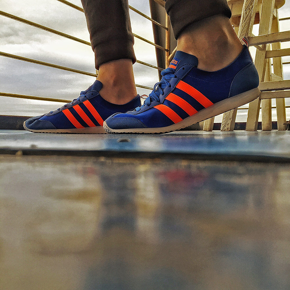 Adidas Jog Trainers for Durban July Fashion Look Book