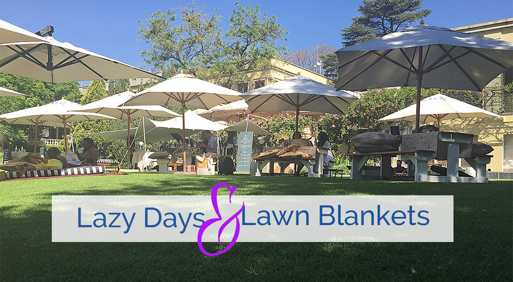 Sunday picnic at Fairlawns Boutique Hotel and Spa