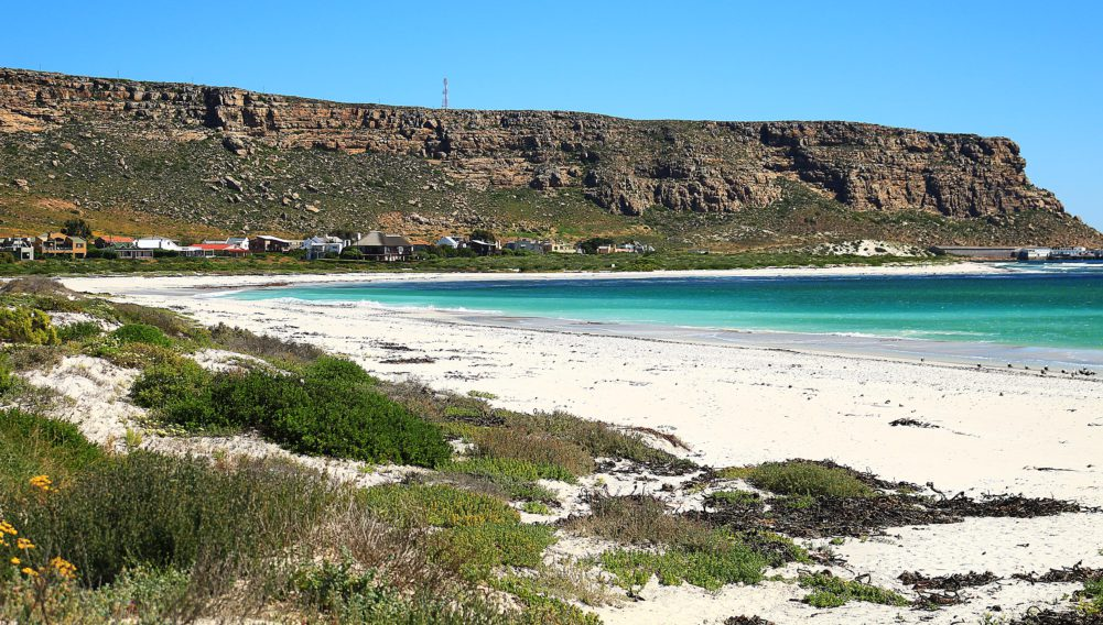 Elandsbaai Cape West Coast on My Lime Boots