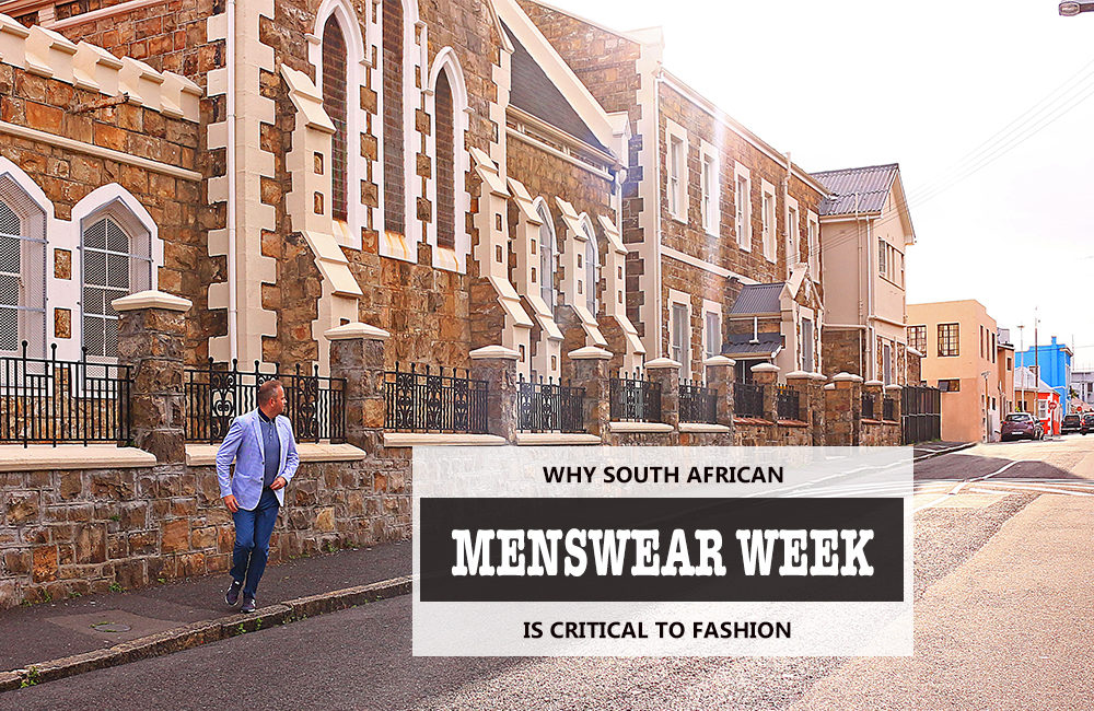 Why SA Menswear Week Is Critical To Fashion on My Lime Boots
