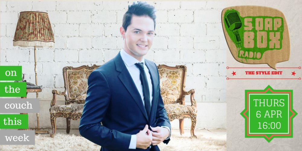 SoapBox Radio Style Edit with Francois Louw on My Lime Boots