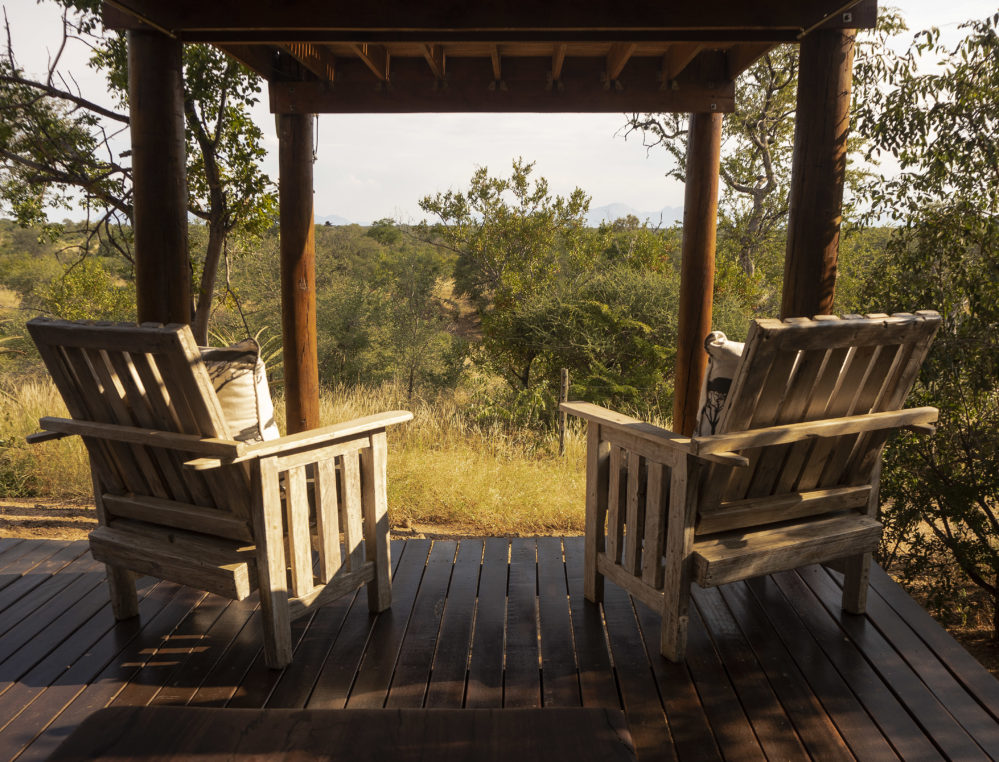 Afternoons at Sausage Tree Safari Camp in the Balule Conservancy in Hoedspruit on My Lime Boots