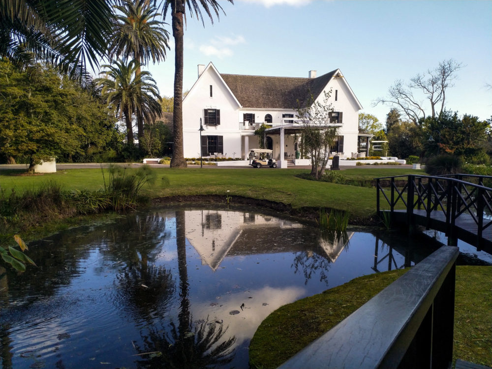 The Manor House Boutique Hotel at Fancourt in George on My Lime Boots