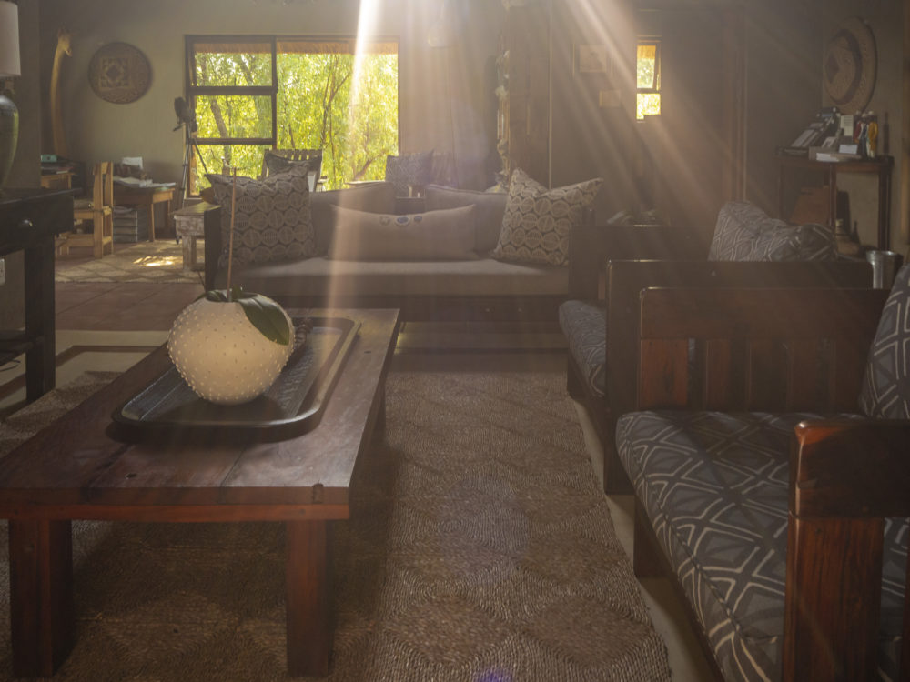 Lodge at Sausage Tree Safari Camp in the Balule Conservancy in Hoedspruit on My Lime Boots