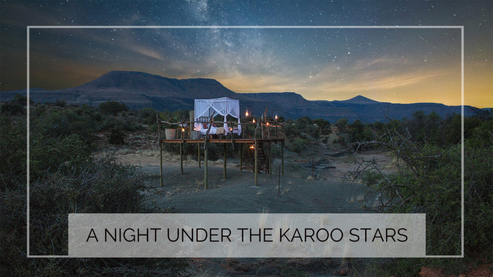 A night under the Karoo stars on My Lime Boots