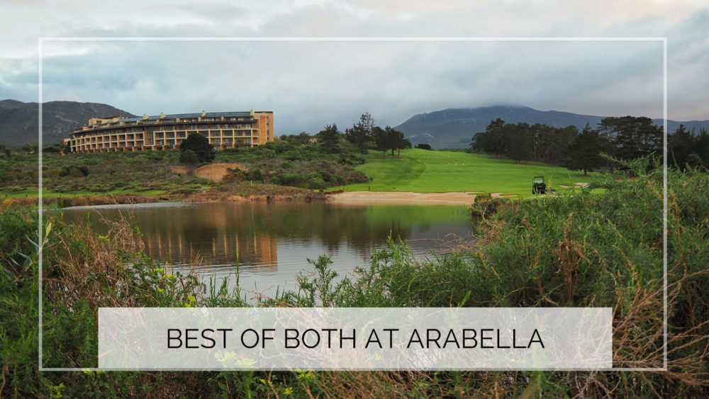 Best of Both at Arabella Hotel and Spa on My Lime Boots