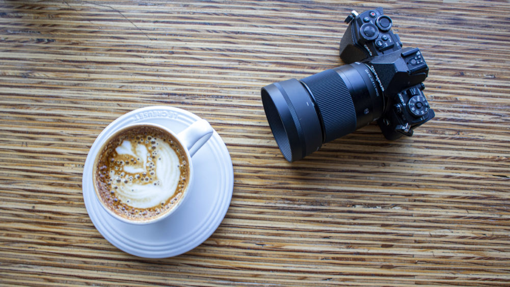 Capturing Vintage Coffee on Olympus OMD EM 5 on My Lime Boots
