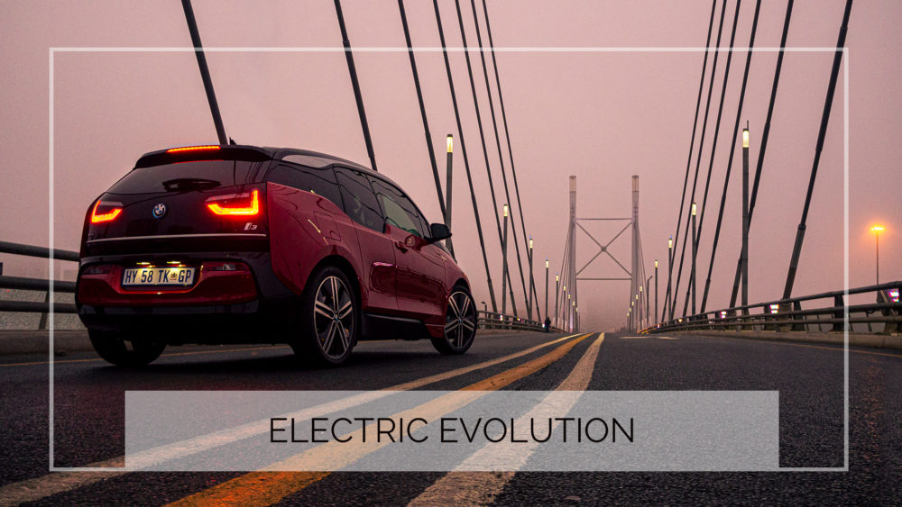 Electric Evolution with the BMW i3 on My Lime Boots
