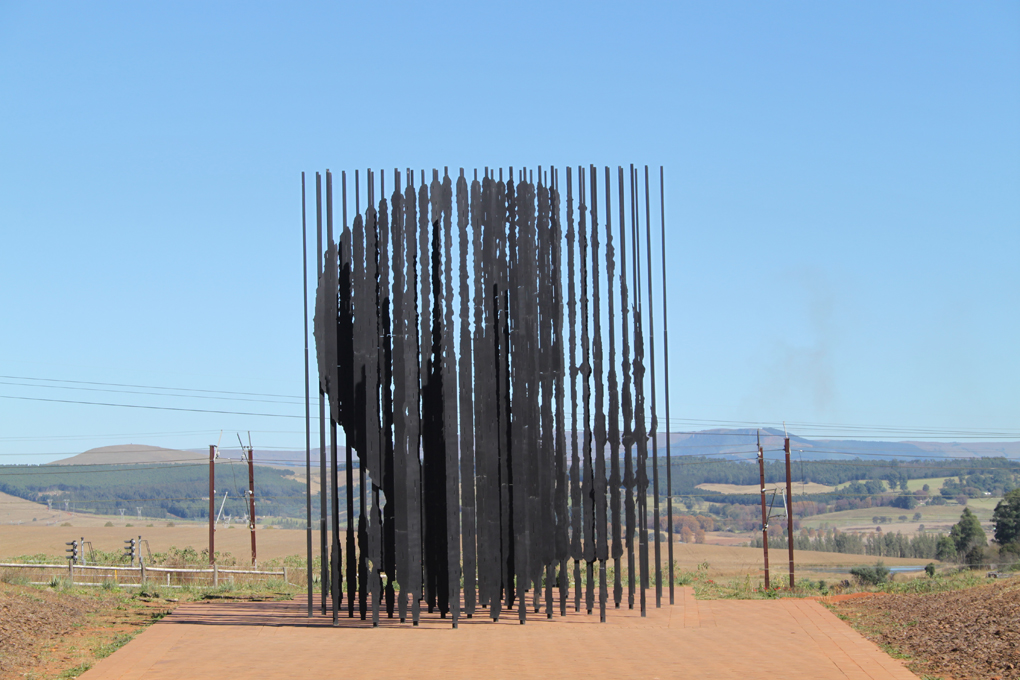 Nelson Mandela capture site near Howick in Kwa-Zulu Natal