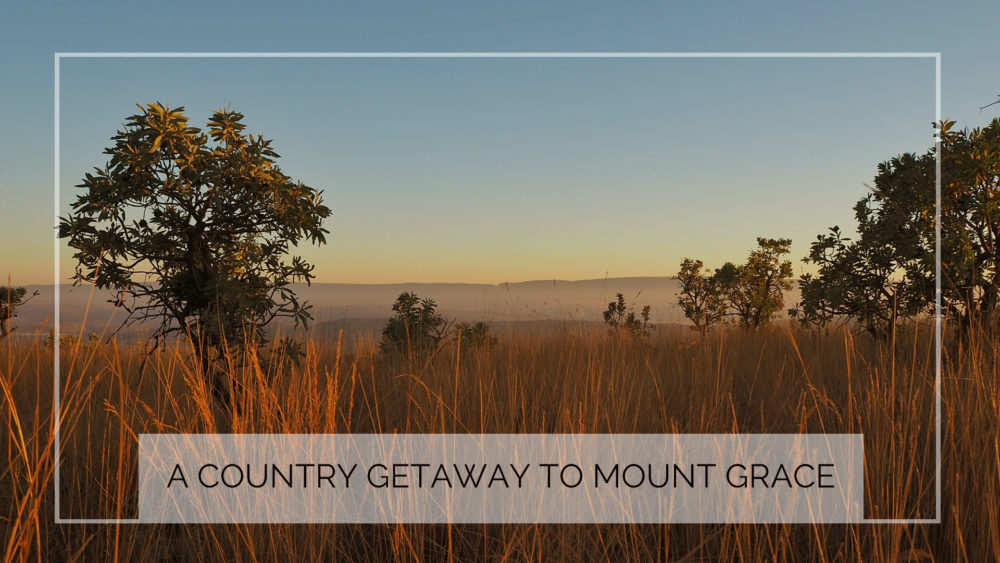 A Country Getaway to Mount Grace Country House and Spa in the Magaliesberg