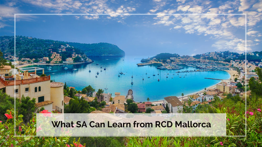 What South African can learn from RCD Mallorca