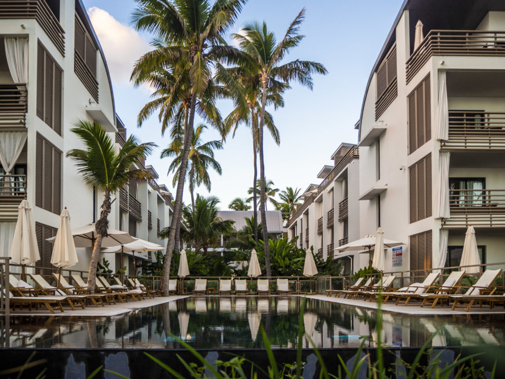 Hotel Ness By D Ocean on Reunion Island