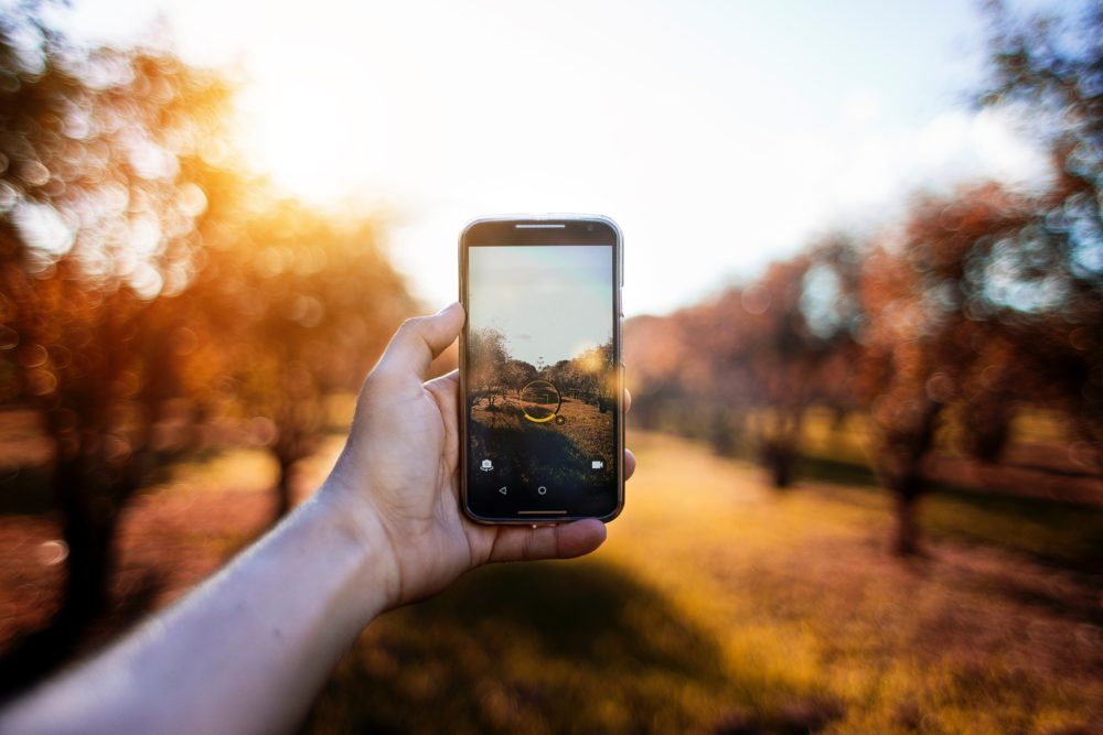 A week of mobile phone photography tutorials with Nokia Mobile